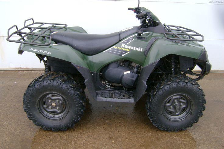 2005 Kawasaki Brute Force 750 ATV's and Gators