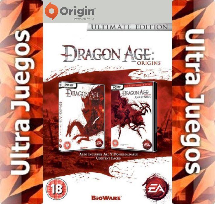 Dragon Age: Origins - Ultimate Edition (ORIGIN KEY) DIGITAL