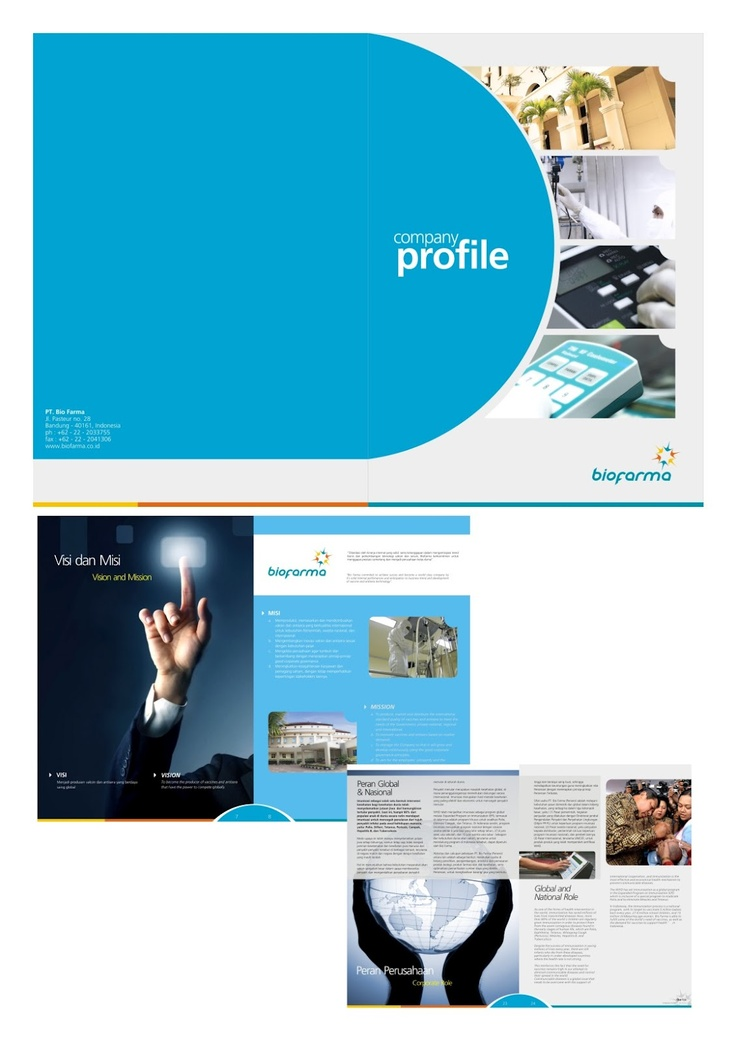 10 best company profile images on Pinterest Company profile - company profile template word format