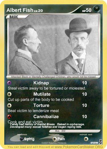 albert fish albert fish serial killer serial killers pinterest