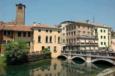 Treviso Italy, a quieter Venice