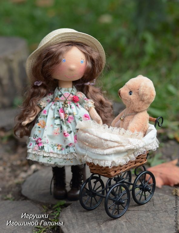 Купить Айрис. - бирюзовый, айрис, интерьерная кукла, интерьерная игрушка, подарок, подарок подруге