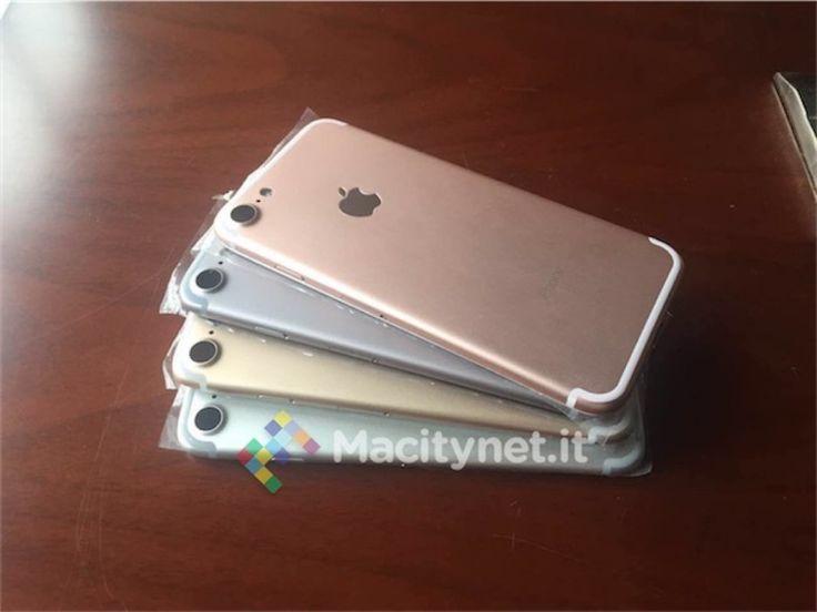 iPhone 7 : première photo des maquettes pour les vendeurs daccessoires
