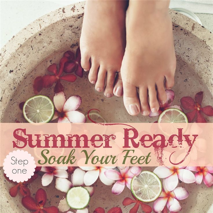 Our Summer Pedicure series begins with step 1, a foot soak. Customize your foot soak recipe with Young Living Essential Oils to suit your needs.   For maintaining healthy toenails, use Melrose or Tea Tree essential oil. For help with softening callouses, use Lemon essential oil.  For relaxation, Lavender is most popular. You can also use Stress Away or Bergamot essential oil. For help with tired feet that occasionally ache from wearing adorable shoes, try Panaway or Copaiba essential oil…