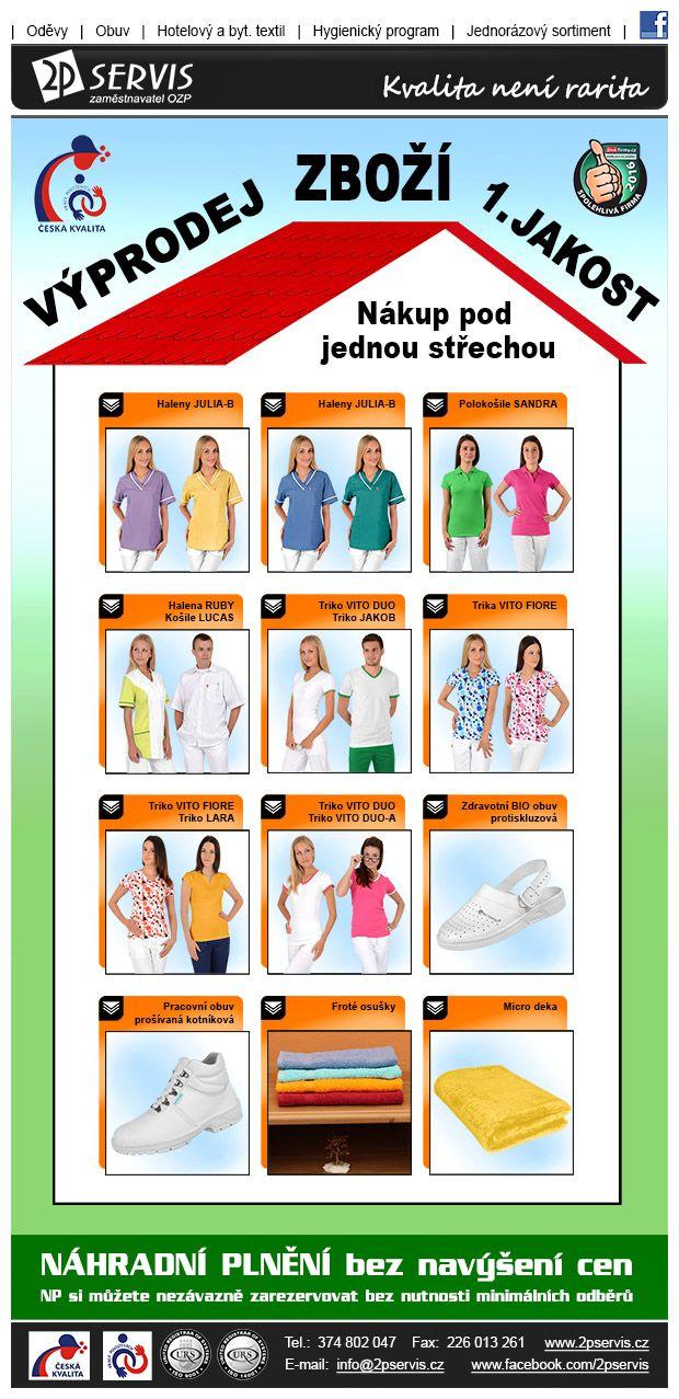 ★ ★Aktuální Výprodej oděvů 1. jakosti za zvýhodněné ceny ★ ★