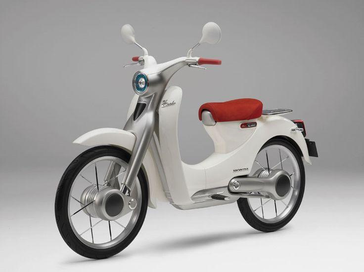 Electric EV Cub / Honda