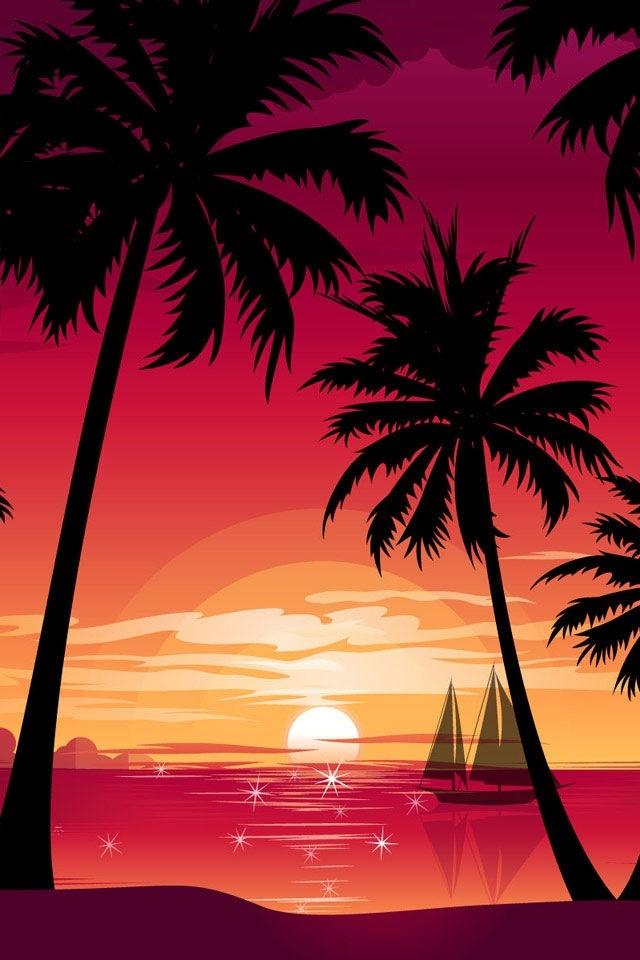3000mb palm tree nike wallpaper - photo #26