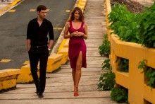 """Runner, Runner"" con Justin Timberlake, Ben Affleck y Gemma Arteron."