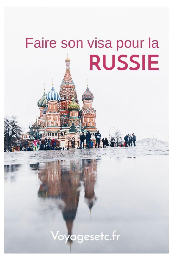 Toutes les démarches pour faire son visa pour la Russie  #visa #russie