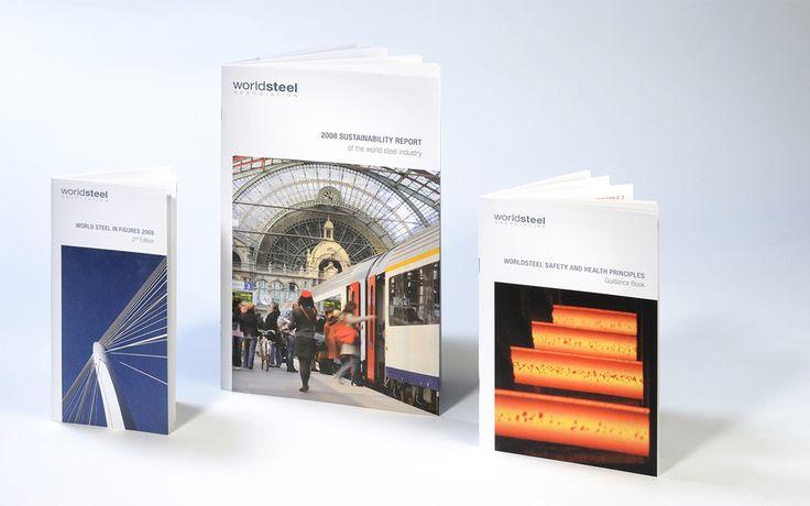Brochures pour worldsteel