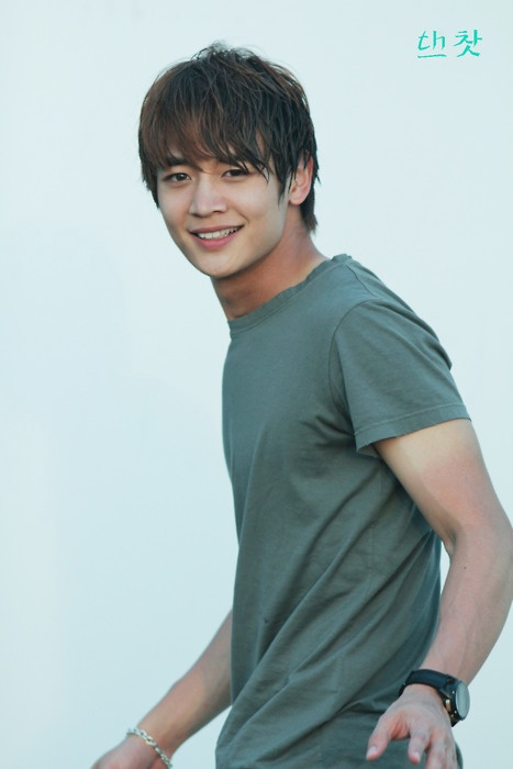 Minho : Please stop being so cute and good looking, I can't take it no more. I'm falling too deep!
