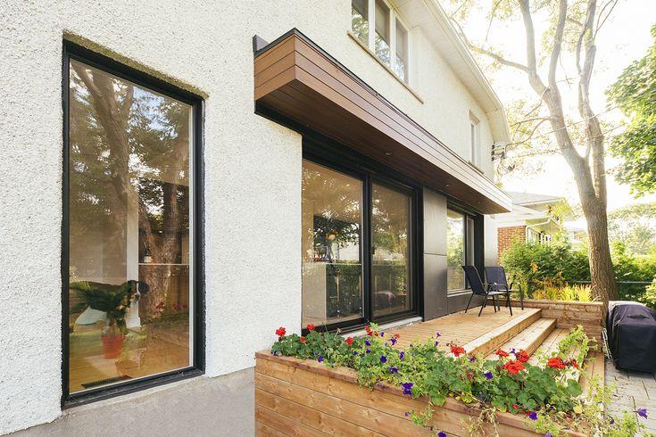 Architecture / Design / Contemporain / Terrasse / Bois / Aménagement paysager // Interior Design / Contemporary / Terrace / Wood