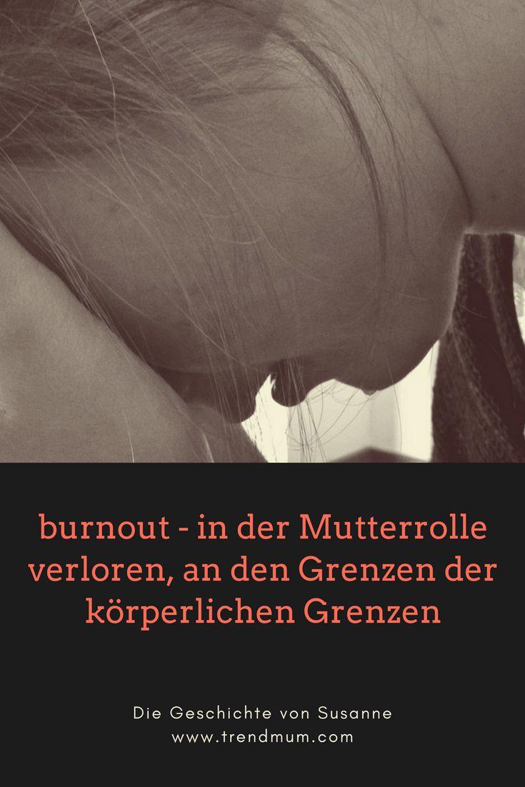 Burnout - Dies ist die Geschichte von Susanne. Gute Ehefrau, Mutter, von ihren Freunden geliebt. Am Ende ihrer Kräfte.