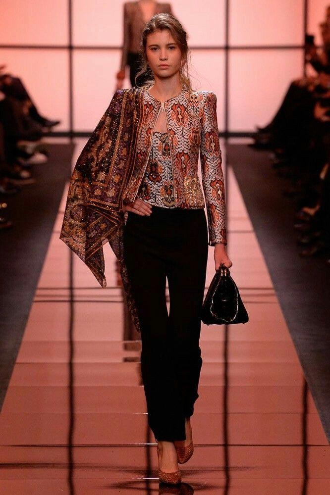 Armani Privé Couture Spring 2017