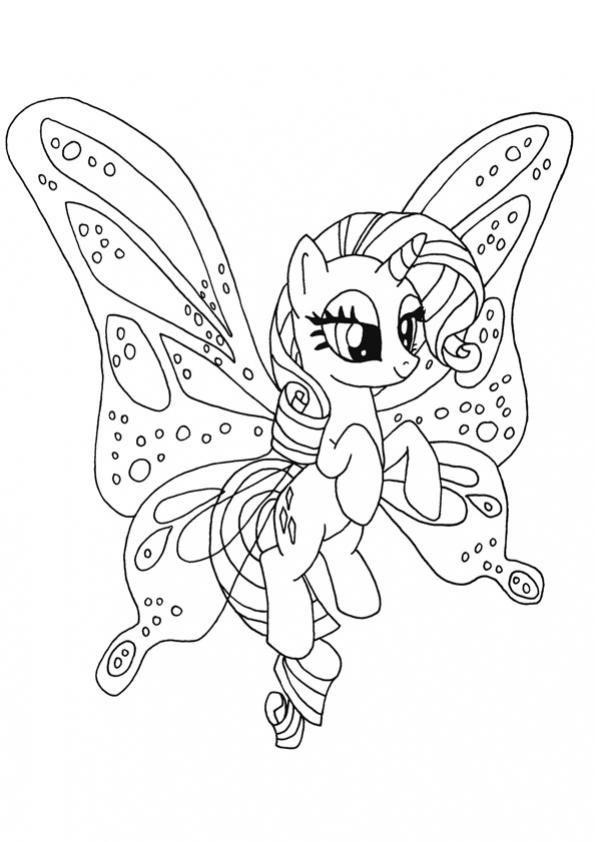 ภาพระบายส ม าโพน Little Pony Google Search My Little Pony Coloring Princess Coloring Pages Horse Coloring Pages