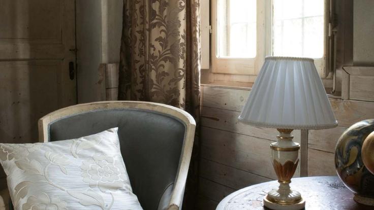 Salotto in stile elegante
