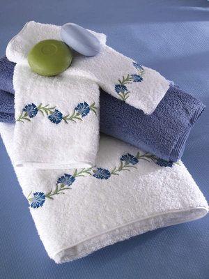 Matouk Bespoke Embroidered Esperanza Towels