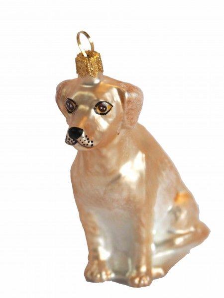 Golden Retriever Hund Christbaumschmuck Christbaumschmuck Aus Glas