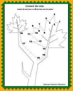 Easy Dot to Dot-Fall-Leaf-Printable-For-Kids