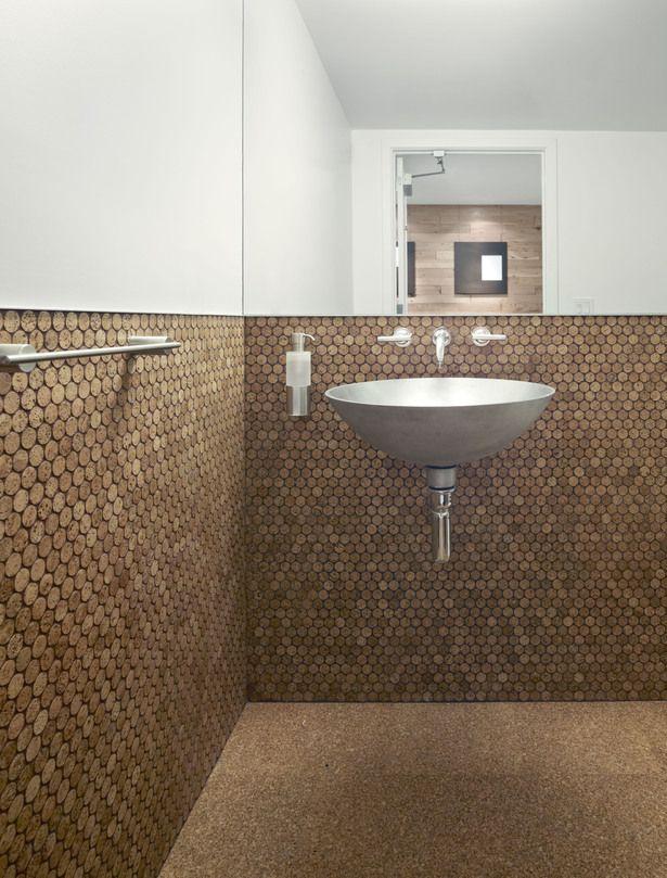 The Offices Of Buck O Neill Builders Inc Jones Haydu Archinect Bathroom Sink Decor Cork Flooring Bathroom Bathroom Design