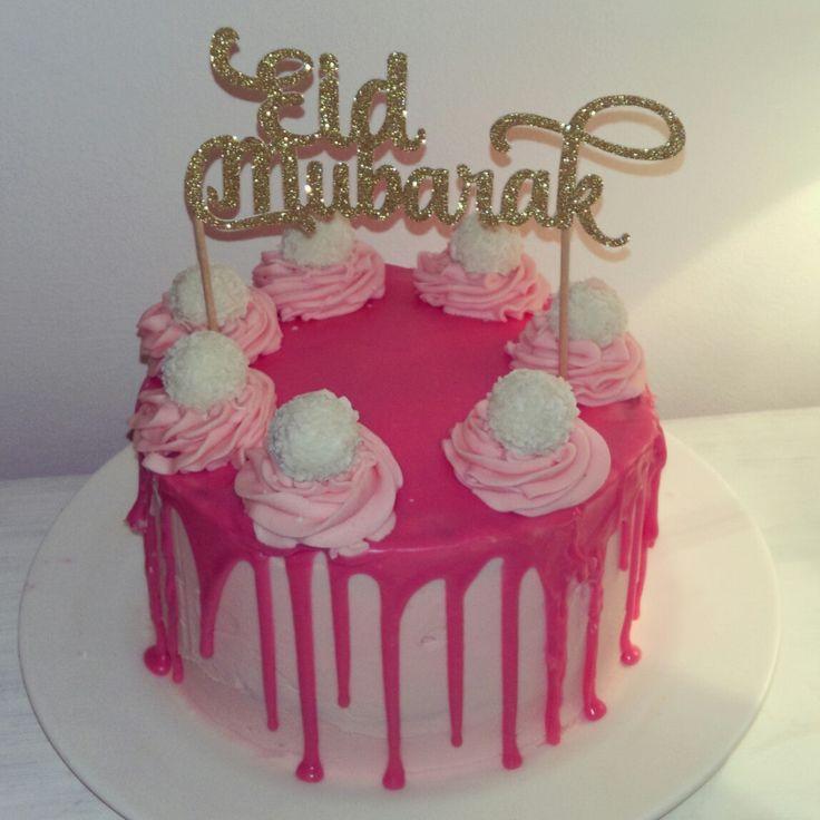 Eid Cake! @thelittlebakingco