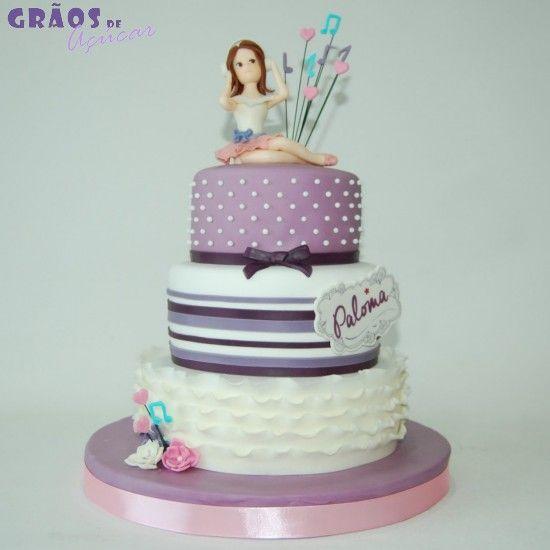 violetta cake - Google Search