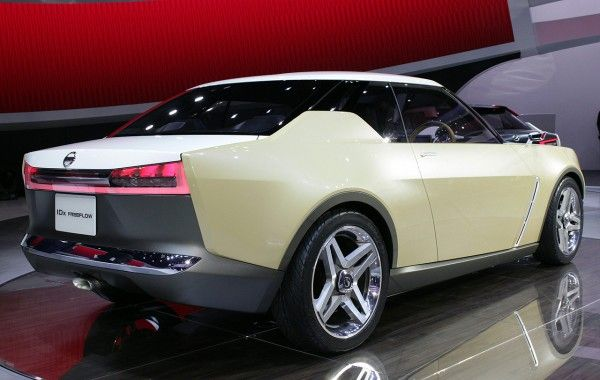 2013 Nissan IDx Freeflow Stylish Cars 600x380  2013 Nissan IDx Freeflow Complete with Images & Video