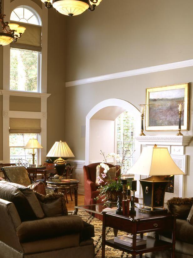 Transitional Living Rooms Emily Henderson Designer Portfolio Hgtv Home Garden