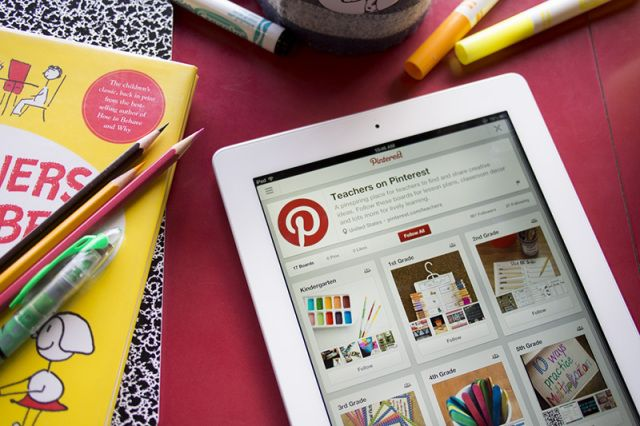 Edutopia cites Pinterest as one of the top five professional websites for teachers, and Pinterest today sees over 500,000 education-related pins added to its service daily.
