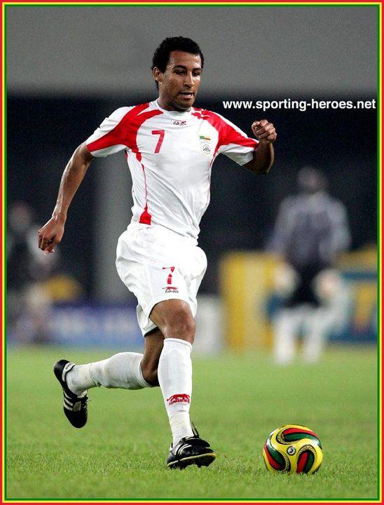Romuald Boco - Benin - Coupe d'afrique des nations 2008