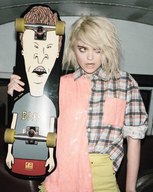 #girl #skate
