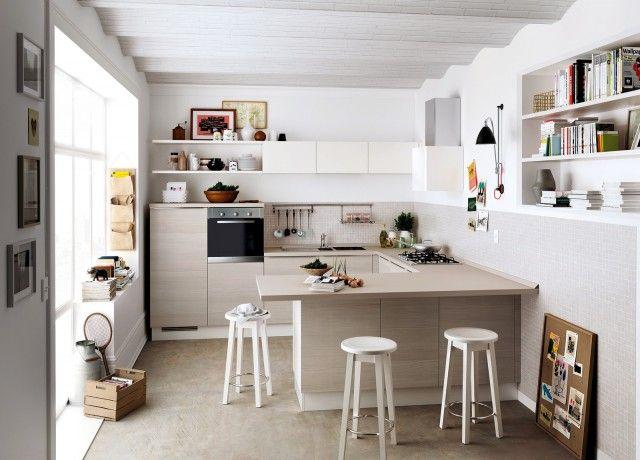 oltre 25 fantastiche idee su disposizione cucine piccole su ... - Disegni Cucine
