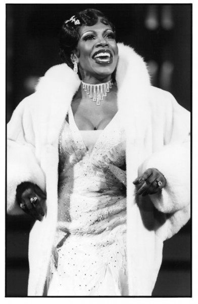 Sheryl Lee Ralph  in Thoroughly Modern Millie = FABULOUS