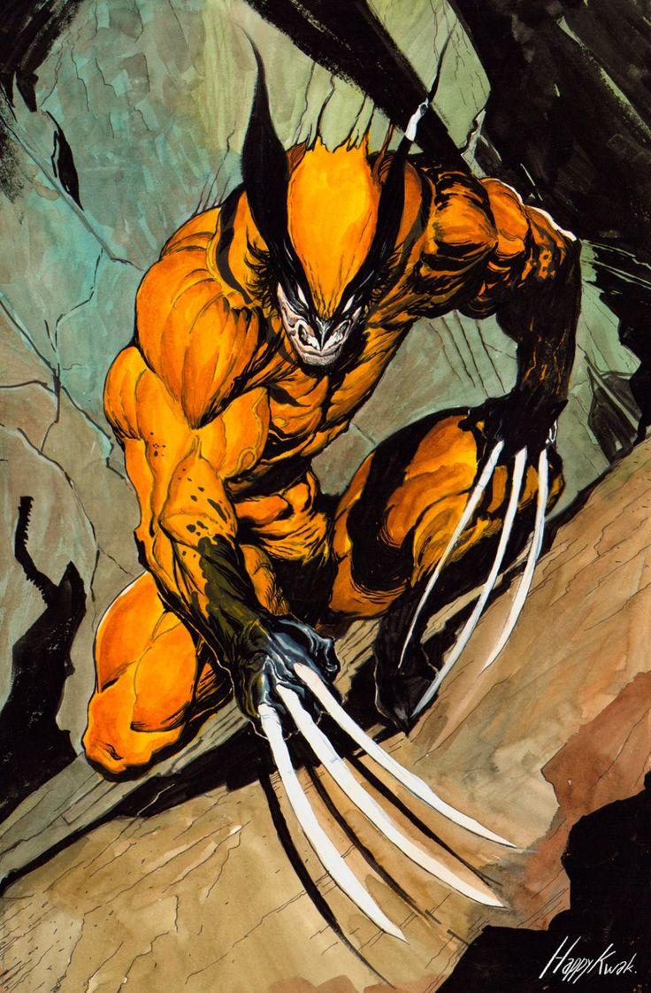 Wolverine by Jun Sung Kwak