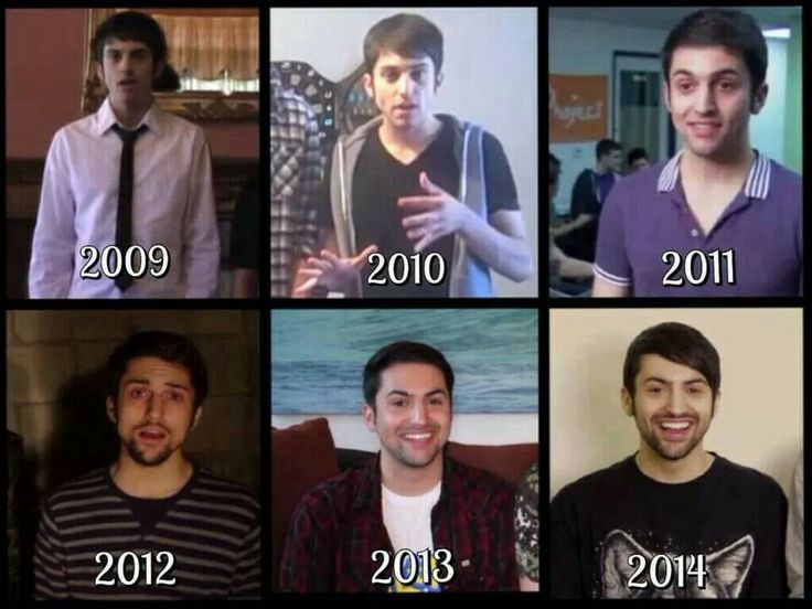 Mitch Grassi Boyfriend the stages of flawless