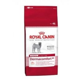 Royal Canin Medium Dermacomfort 24
