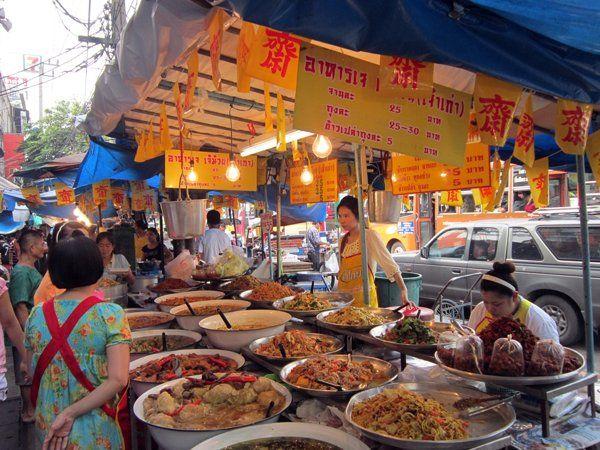 Tesakan Kin Jay, Festival Makanan Vegetarian - Yahoo News Indonesia