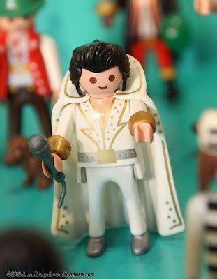 El Rey sigue vivo - Playmobil
