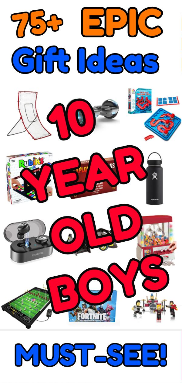 75 Best Toys For 10 Year Old Boys Must See 2018 Christmas Presents Christmas Gifts For 10 Year Olds 10 Year Old Boy Christmas Gifts For Boys