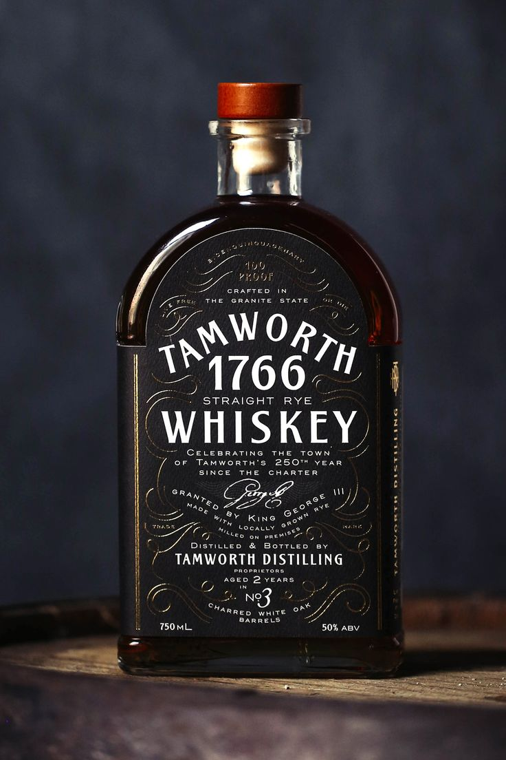 Tamworth 1766 Rye Whiskey | Tamworth Distilling