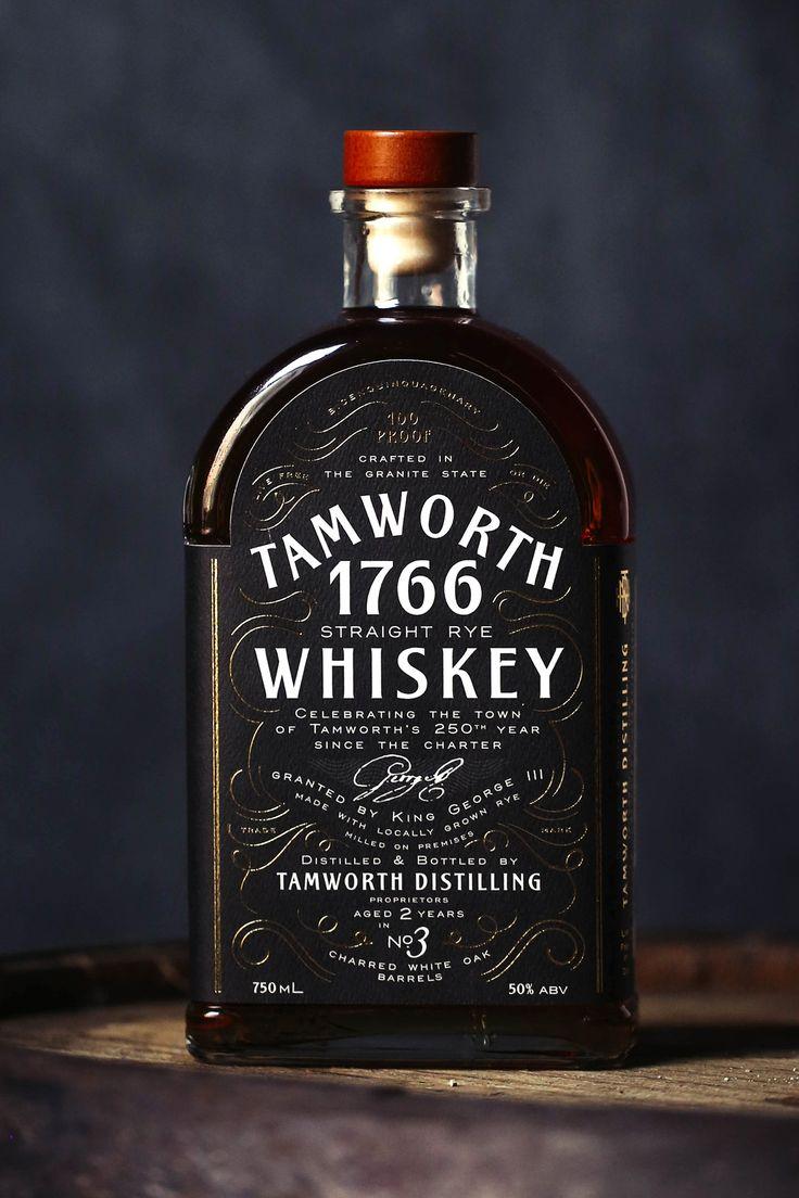 Tamworth 1766 Rye Whiskey | Tamworth Distilling