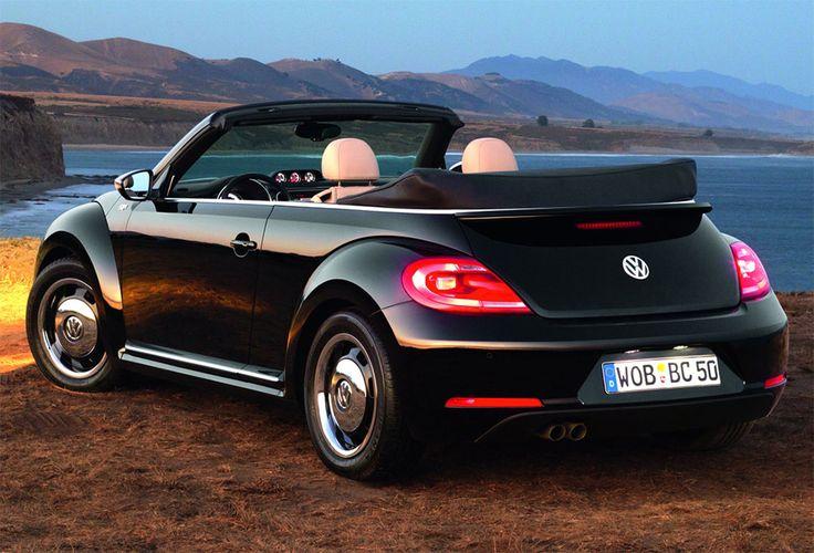 2013 VW Beetle Convertible - I want!