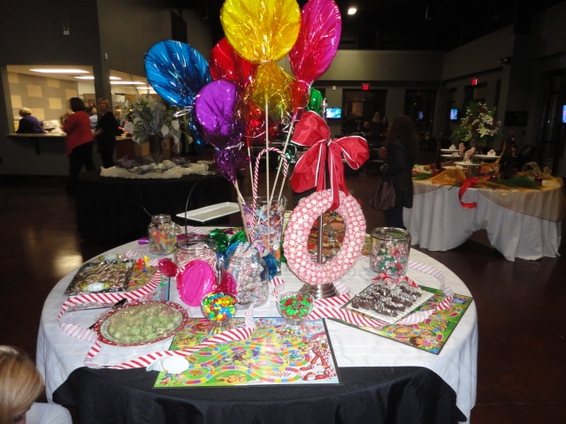 Candy Land Themed Table. Candy ThemeTheme IdeasFun ...