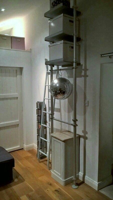 #storage #ikea #discoball