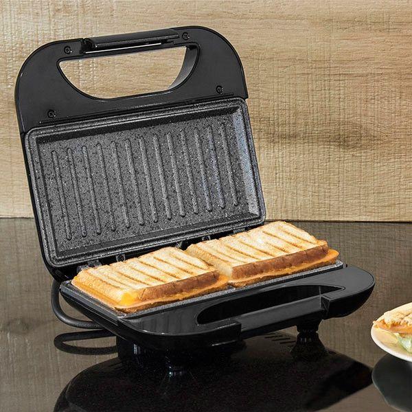 Cecotec Square 3030 Sandwichmaker 750w Sandwichera Sandwicheras Tiendas De Cocina