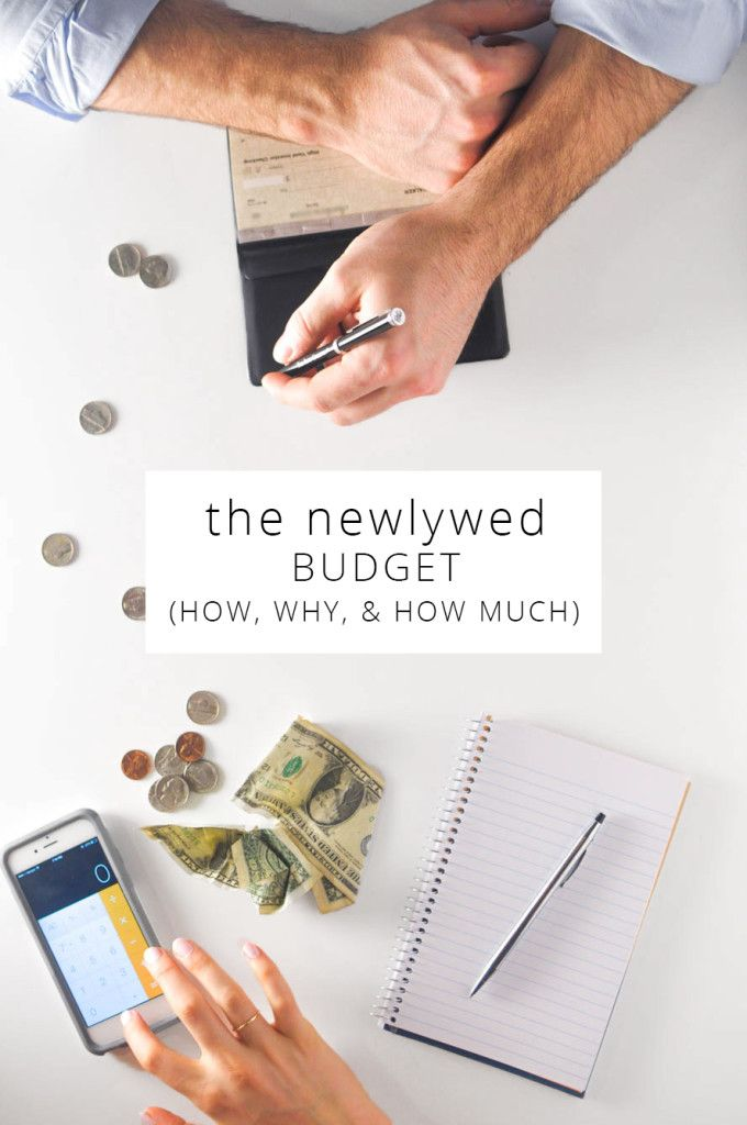 The Newlywed Budget: How, Why, & How Much » Rich as Kings