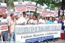 Centrales sindicales se declaran en vigilia para defender Código de Trabajo - Cachicha.com
