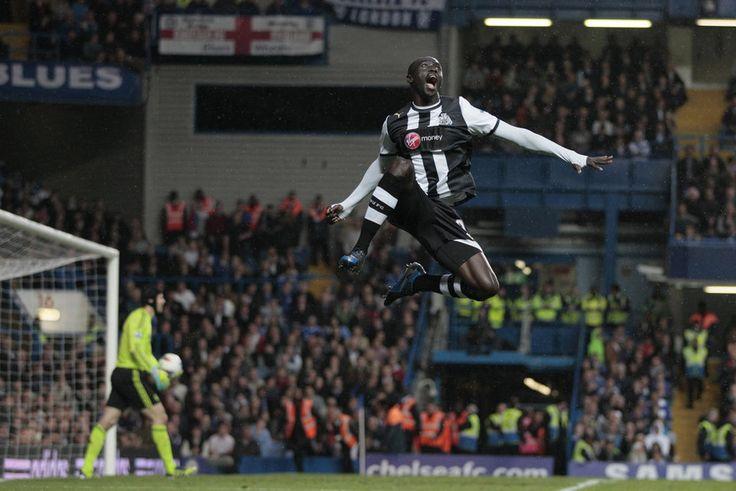 Papiss Cissé, Newcastle United