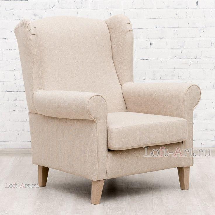 Кресло с ушами WATSON - Мягкие кресла - Кресла - Диваны и Кресла В стиле Лофт купить