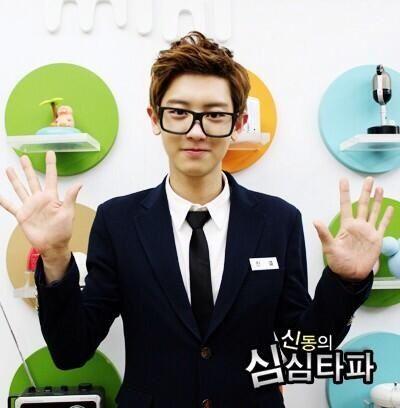 I love him<3 #Chanyeol